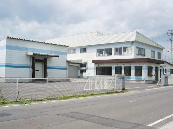 マルヤ水産亘理工場